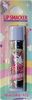 product image for Lip Smackers (1) Lip Balm Stick Best Flavor Forever - Unicorn Delight Flavor - Pale Blue Tube with Holographic Label - Carded - Net Wt. 0.14 oz