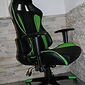 delman gaming stuhl b rostuhl racing stuhl schreibtischstuhl ergonomische design 02 1004. Black Bedroom Furniture Sets. Home Design Ideas