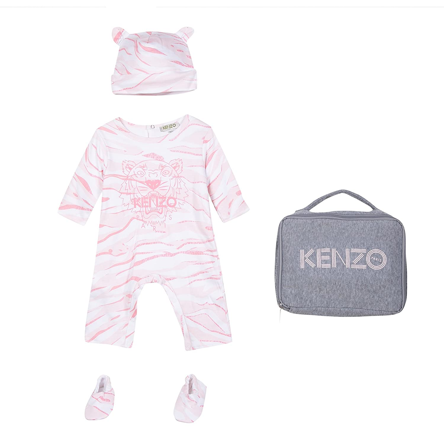 Kenzo Baby Carmelie Accessory Set for Boy or Girl