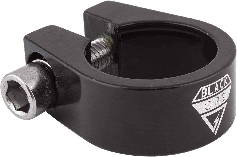 Slim Odyssey BMX Seat Post Clamp Black