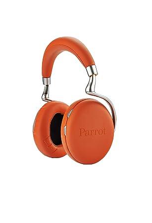 Parrot Zik 2.0 - Auriculares inalámbricos con Bluetooth, color naranja: Amazon.es: Electrónica