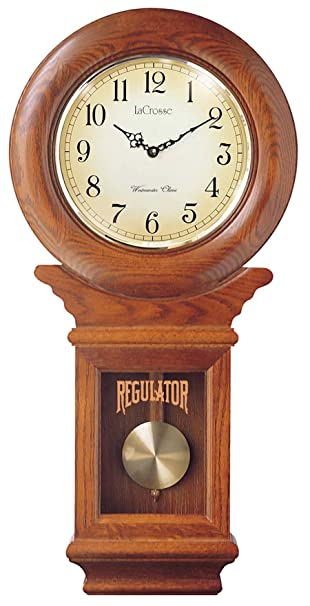 Amazoncom River City Clocks Chiming American Regulator Wall
