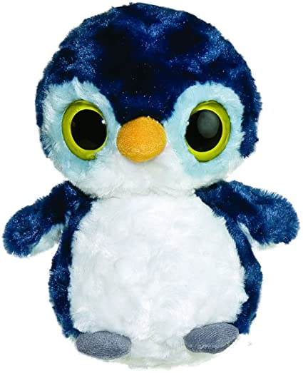 Aurora world 80747D-kookee fairy penguin peluche, 5 ""