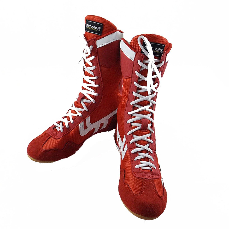 SF Scarpe da Jogging Stivali da Boxe Scarpe da Ginnastica in Gomma da Ginnastica da Combattimento Sport per Uomo Donna Bambini Bambini Adolescenti