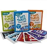 Kippson Visual Times Tables Flash Cards