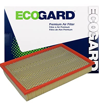 ECOGARD XA3462 Premium Engine Air Filter Fits Dodge Ram 1500 5.7L 2003-2010, Ram 1500 4.7L 2002-2010, Ram 2500 5.7L 2003-2010, Ram 1500 3.7L 2002-2010, Ram 1500 5.9L 2002-2003: Automotive
