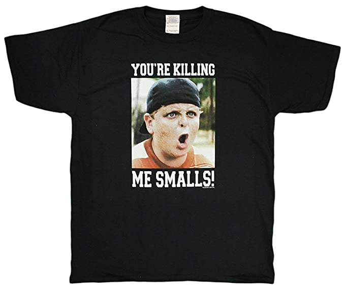 e7c7ae5696b7 Amazon.com: Win-Tshirts Big Boys 4-20 The Sandlot Ham Porter You're ...