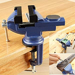 MYTEC Home Vise Clamp-On Vise,2.5""