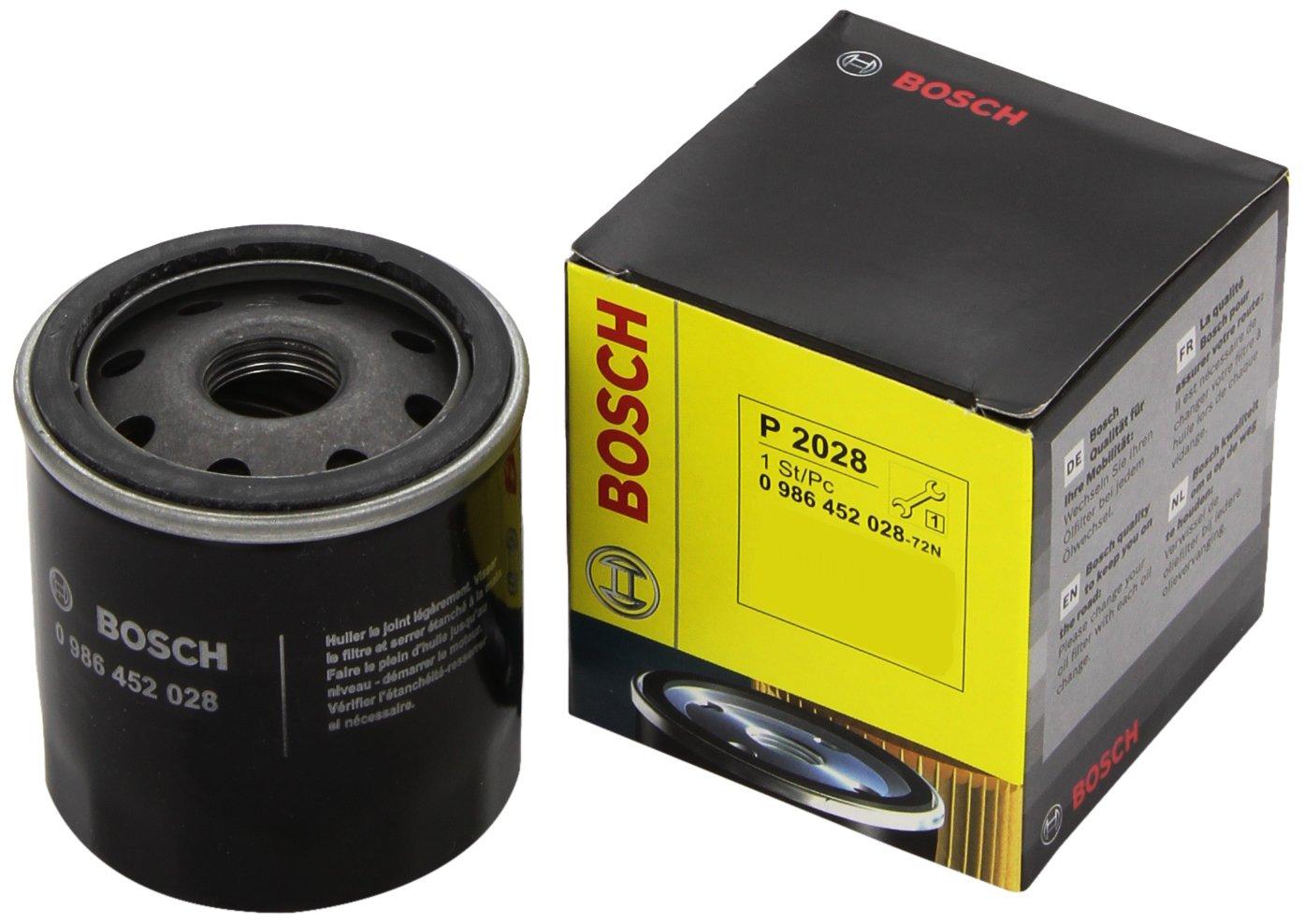 Bosch 0986452028 Ö lfilter P2028