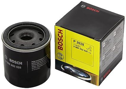 Bosch 986452028 filtro de aceite