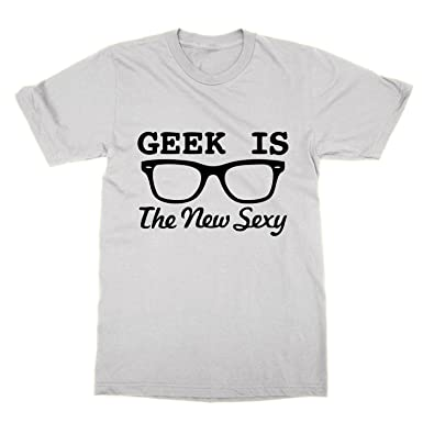 93f7e5396 Amazon.com: Geek is the New Sexy T-shirt: Clothing