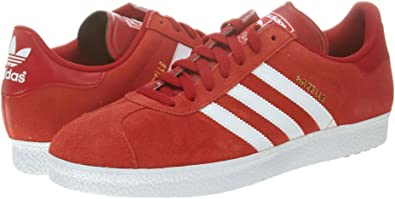 adidas gazelle homme gris rouge