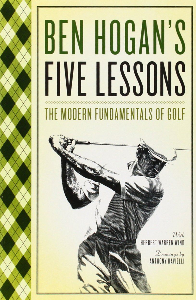 Image result for ben hogan 5 lessons
