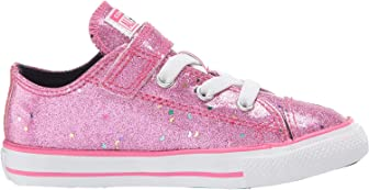 Converse Kids' Chuck Taylor All Star 1v Galaxy Glimmer Sneaker