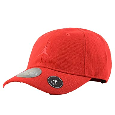 51e51093 Nike Boy`s Air Jordan Baseball Cap (Max Orange(7A1922-N22)