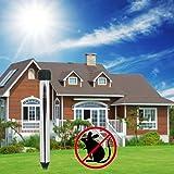 Angelwing Ultrasonic Solar Powered Outdoor Garden