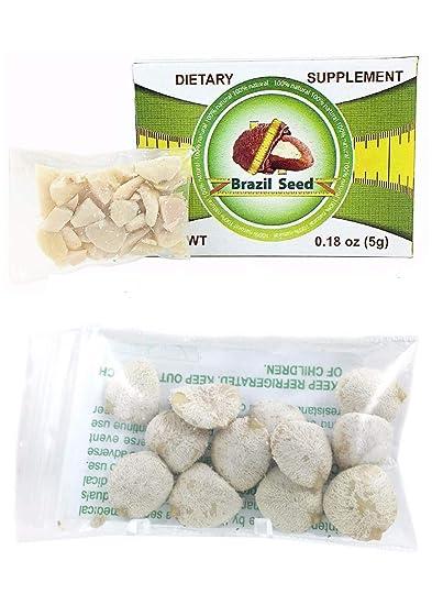 Amazon com: Semilla de Brasil Seed 100% Original 30 Day