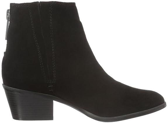 Calvin Klein R3622, Bottes Classiques FemmeNoirNoir (Black), 39 EU