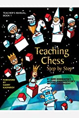Teaching Chess, Step by Step: Teacher's Manual Paperback