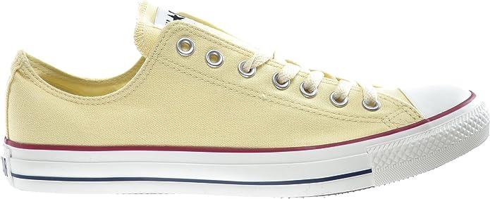 Converse Chucks All Star OX White M9165: Converse: Amazon.co