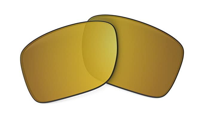 0617d700bec Oakley Turbine Replacement Lenses 24K Iridium at Amazon Men s ...