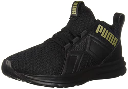 e494b2fd Amazon.com | PUMA Women's Enzo Varsity Sneaker | Fashion Sneakers