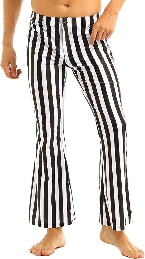 Amazon.com: ACSUSS - Pantalones largos para hombre de los ...