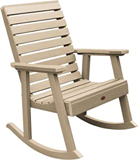 product image for highwood AD-RKCH2-TAU Weatherly Rocking Chair, Tuscan Taupe