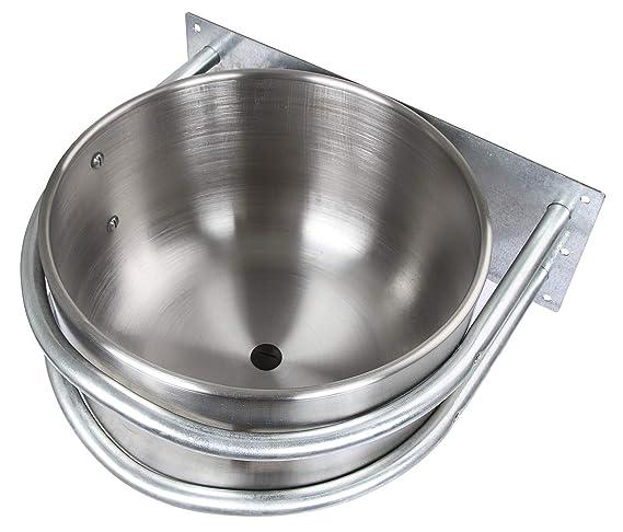 aprox 18 l con desag/üe Kerbl Comedero aluminio