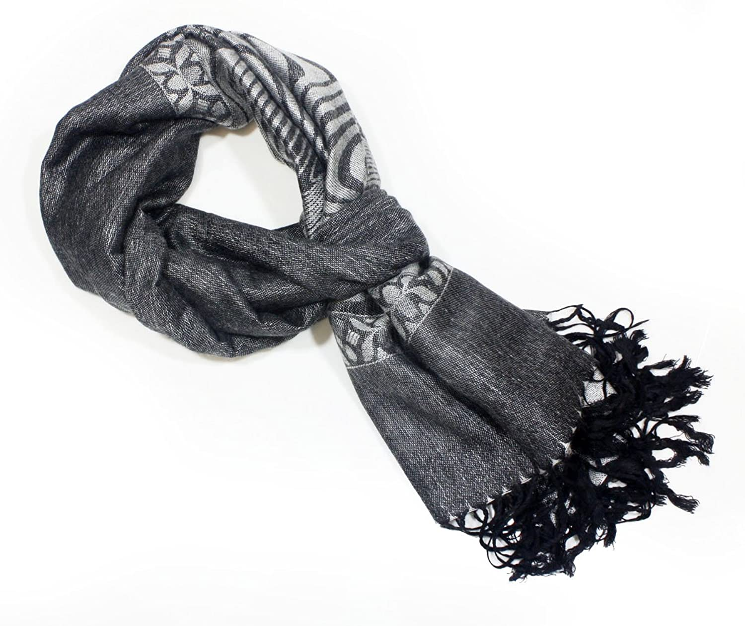 Dark Shockwaves Fashion Pashmina Scarf