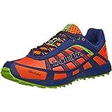 Salming Trail T3 Men's Shoes Shocking Orange/Blue