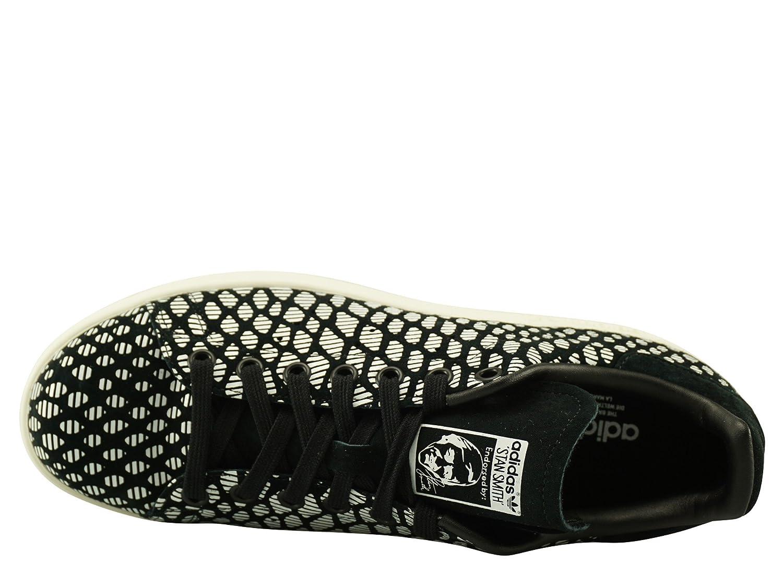 Adidas Damen Stan Smith W Bz0398 Fitnessschuhe Schwarz