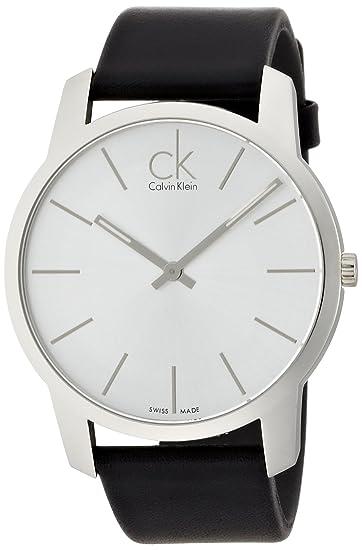 Calvin Klein K2G211C6 - Reloj de Pulsera para Hombre, cronógrafo, Movimiento de Cuarzo: Amazon.es: Relojes