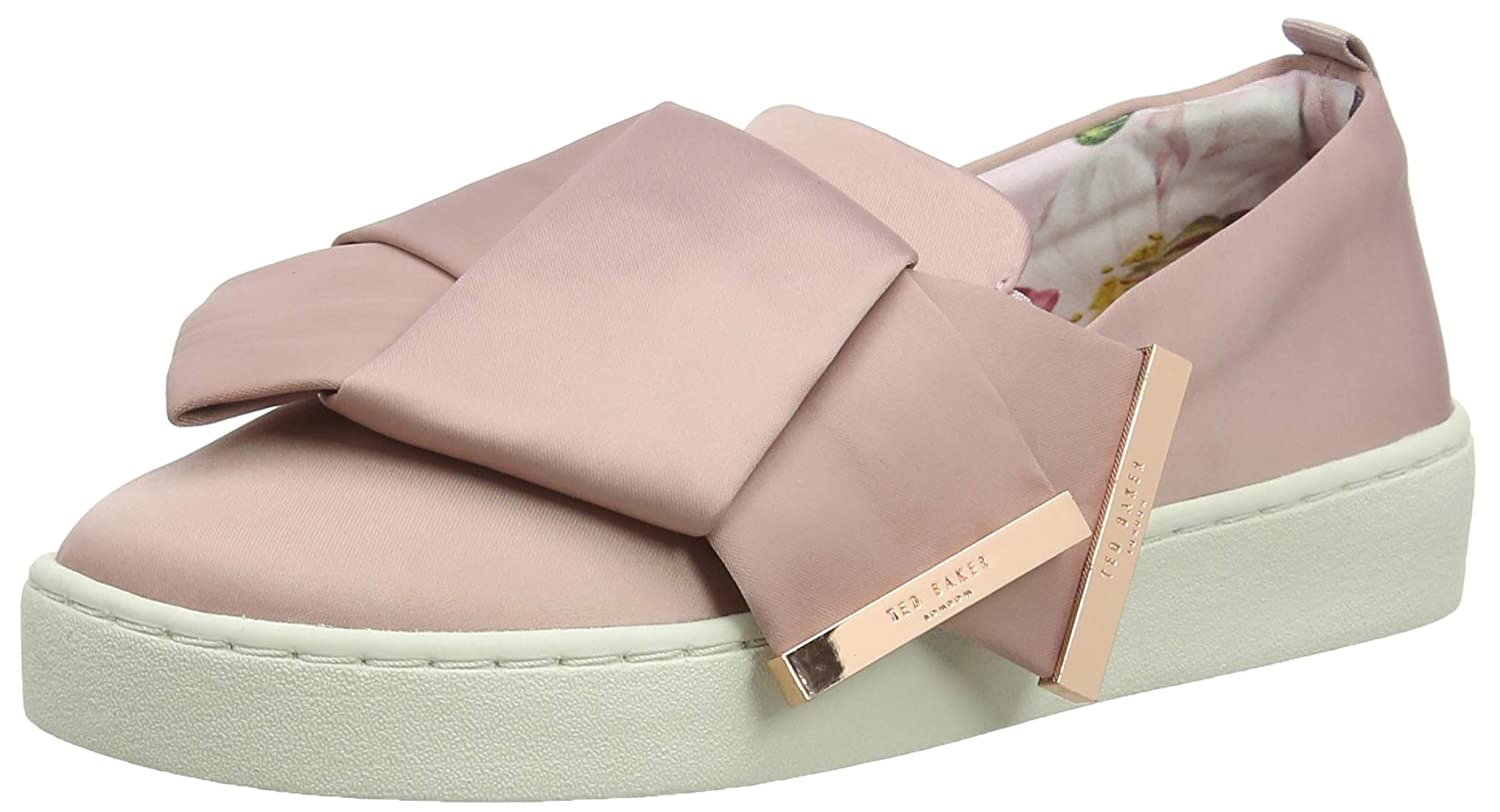 1be996bc68c96 Ted Baker Women's Emmha Slip On Trainers: Amazon.co.uk: Shoes & Bags
