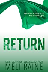 Return (Coming Home #1) (Coming Home Series) Kindle Edition