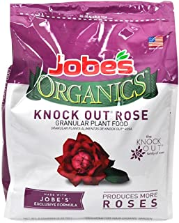 product image for Jobe's 8 lb. Organic Knock-Out Rose Plant Food (Оne Расk)