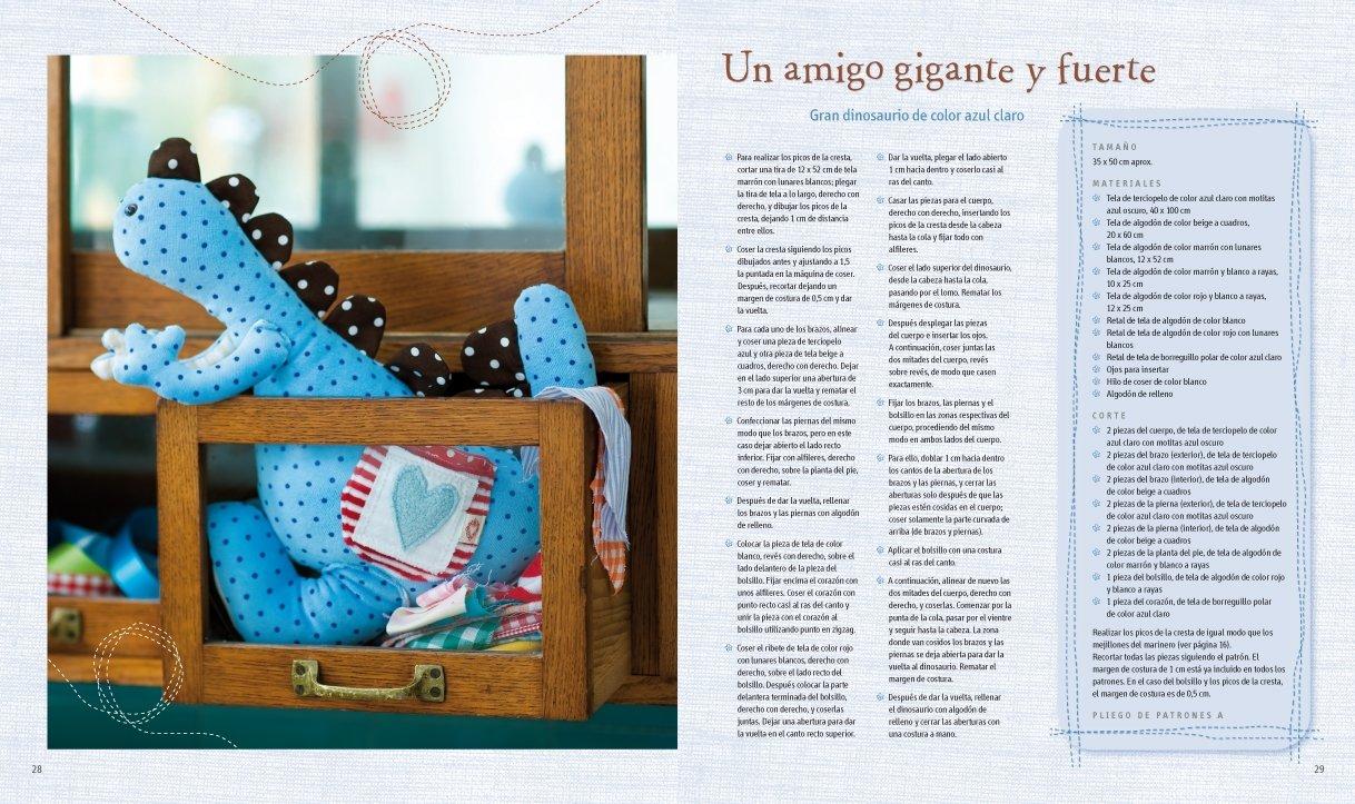 Muñecos de tela para los más pequeños (Spanish Edition): Bettina Schons: 9788498742831: Amazon.com: Books