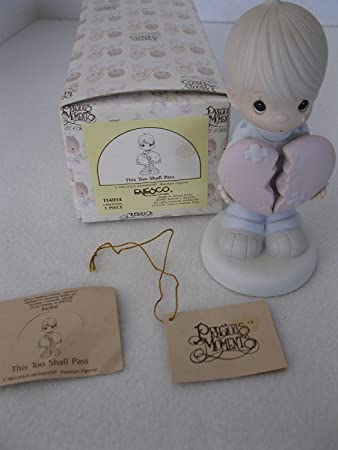 Precious Moments This Too Shall Pass Figurine 114014