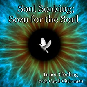 Christian Meditation & Soaking Music CD, Soul Soaking - Sozo: promotes wholeness of mind, soul and body through the ministry of the Holy Spirit. Guided relaxation, instrumental music, scripture, narrative and nature sounds for going deeper with God.
