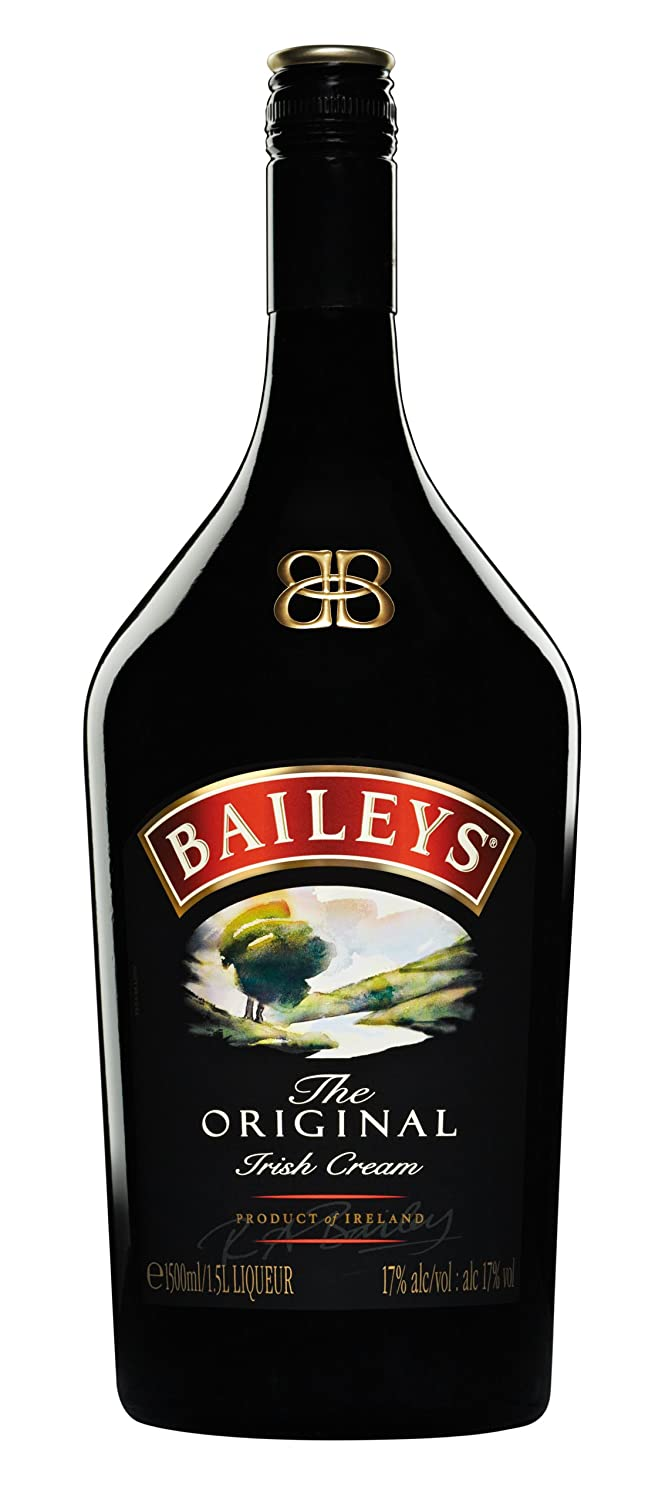 Baileys Licor The Original Irish Cream - 1500 ml: Amazon.es: Alimentación y bebidas