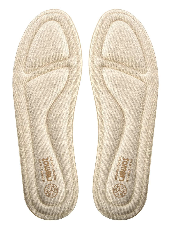 e9da11eb9b0fa Women's Memory Foam Insoles Comfort Replacement Shoe Inserts Beige US 10.5