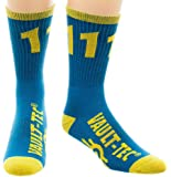 Fallout - Vault 111 Crew Socks Size ONE SIZE