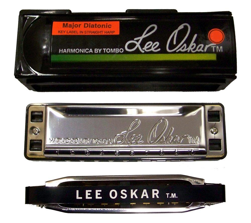Harmonica Diatonique Majeur en SIb LEE OSKAR 1SIB