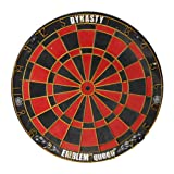 Dynasty (ダイナスティー) ダーツ ブラス・ボード・ダーツケース EMBLEM Queen Type-B ブラック×レッド 05-02-002