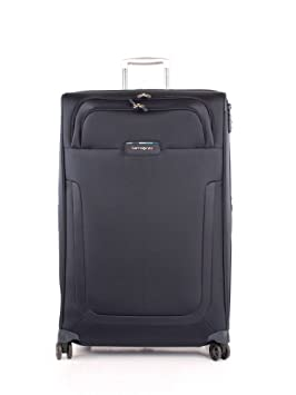 SAMSONITE Duosphere - Spinner 78/29 Expandable Equipaje de Mano, 78 cm, 118 Liters, Azul (Dark Blue): Amazon.es: Equipaje