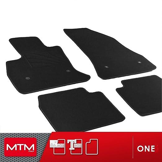 2 opinioni per Tappetini Auto su Misura in Velluto MTM One, Battitacco rinforzato in Moquette,