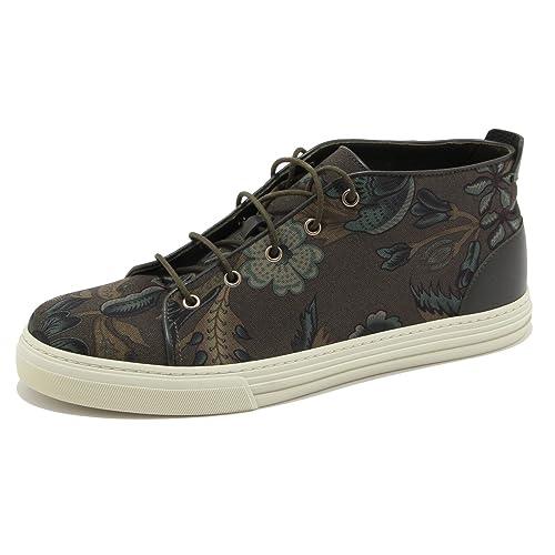 Gucci - Zapatillas para Hombre Verde Verde 10.5: Amazon.es: Zapatos y complementos