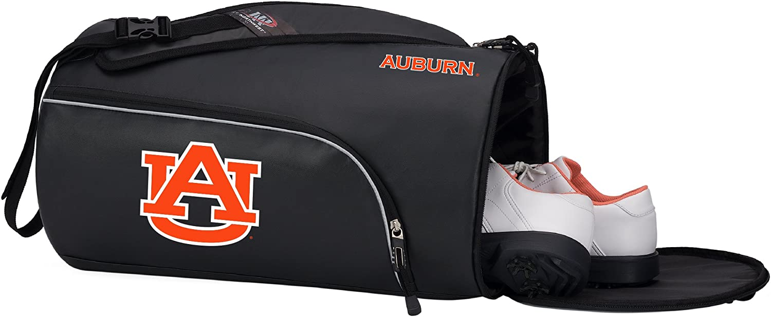 Multi Color 20 x 10.75 x 10.75 Officially Licensed NCAA Squadron Duffel Bag