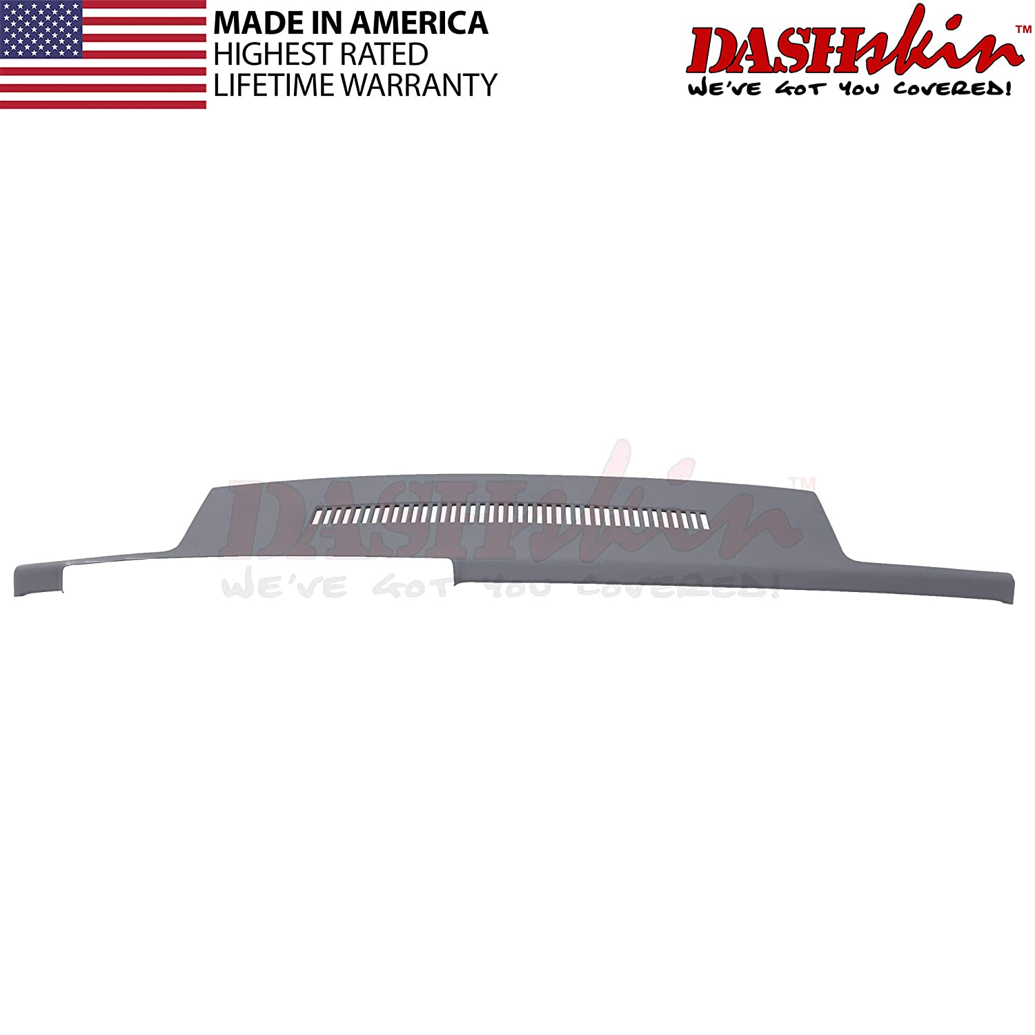 DashSkin Molded Dash Cover Compatible with 88-94 GM Trucks in Beige USA Made