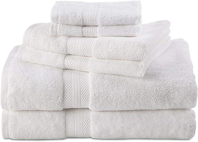OrpheBS - Alfombra de baño (50 x 80 cm, 1700 gr/m2, algodón Egipcio Puro, 50 x 80 cm), Color Blanco: Amazon.es: Hogar